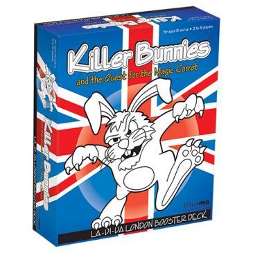 Killer Bunnies Quest London Booster
