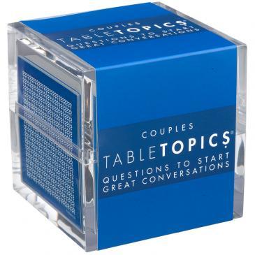 TableTopics: Couples