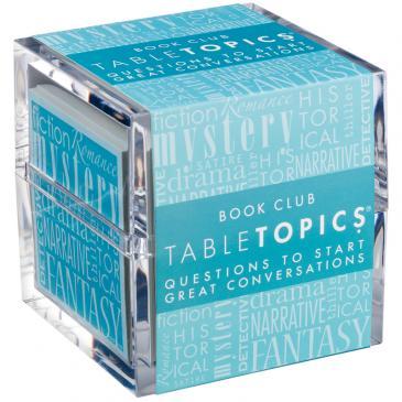 TableTopics: Book Club