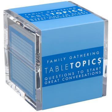 TableTopics: Family Gathering