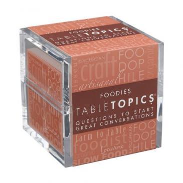 TableTopics: Foodies