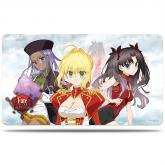 Fate Extra Playmat Nero, Rin, and Rani