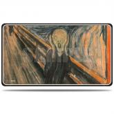 Fine Art Playmat The Scream