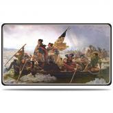 Fine Art Playmat Washington Crossing the Delaware
