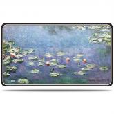 Fine Art Playmat Water Lilies
