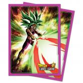 Dragon Ball Super Standard Deck Protector 65ct Kefla