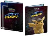Pokémon: Detective Pikachu 9-Pocket Portfolio - Pikachu