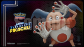 Pokémon: Detective Pikachu Playmat - Mr.Mime