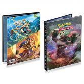 Sword and Shield Rebel Clash (SWSH2) 4-Pocket Portfolio for Pokémon