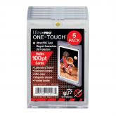 100PT UV ONE-TOUCH Magnetic Holder (5 count retail pack)