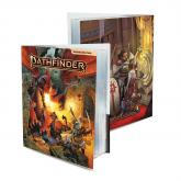 Pathfinder Red Dragon Character Folio