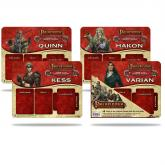 Pathfinder Adventure Card Game: Curse of the Crimson Throne Mini Mat 4 Pack