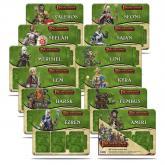 Pathfinder Adventure Card Game Mini Mat 12 Pack