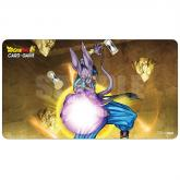 Dragon Ball Super Playmat Beerus