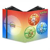 Sword and Shield Galar Starters 9-Pocket PRO-Binder for Pokémon