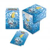 Sword and Shield Galar Starters Sobble Full View Deck Box for Pokémon