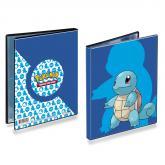 Squirtle 4-Pocket Portfolio for Pokémon