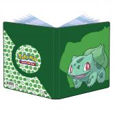 Bulbasaur 4-Pocket Portfolio for Pokemon