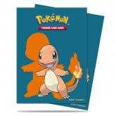 Charmander Deck Protector sleeves for Pokémon 65ct