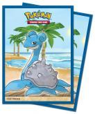 Gallery Series Seaside 65ct Deck Protector sleeves for Pokémon