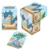Gallery Series Seaside Full View Deck Box for Pokémon