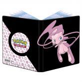 Mew 4-Pocket Portfolio for Pokémon