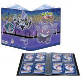 Gallery Series Haunted Hollow 4-Pocket Portfolio for Pokémon