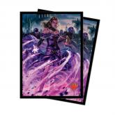 """MTG War of the Spark"" V2 Standard Deck Protector sleeves 100ct for Magic: The Gathering"