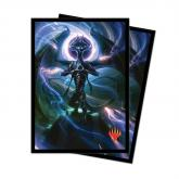 """MTG War of the Spark"" V3 Standard Deck Protector sleeves 100ct for Magic: The Gathering"