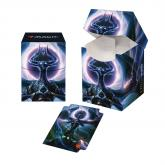"""MTG War of the Spark"" V3 PRO 100+ Deck Box for Magic: The Gathering"
