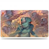 """MTG War of the Spark"" V1 Playmat for Magic the Gathering"