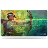 """MTG War of the Spark"" V6 Playmat for Magic the Gathering"