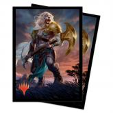 Magic: The Gathering M20 Ajani, Strength of The Pride Deck Protector Sleeves (100 ct.)