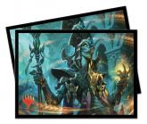 Commander 2019 V2 Standard Deck Protector sleeves 100ct for Magic: The Gathering