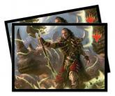 Commander 2019 V4 Standard Deck Protector sleeves 100ct for Magic: The Gathering