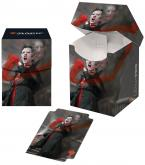 Commander 2019 V1 PRO 100+ Deck Box for Magic: The Gathering