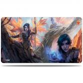 Throne of Eldraine Fae of Wishes Small Playmat for Magic The Gathering