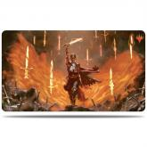 Throne of Eldraine Irengrag Feat Small Playmat for Magic The Gathering