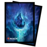 Celestial Island Standard Deck Protector sleeves 100ct for Magic: The Gathering
