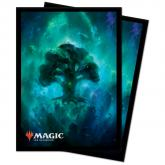 Celestial Forest Standard Deck Protector sleeves 100ct for Magic: The Gathering