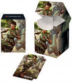 Ikoria Vivien, Monster's Advocate PRO 100+ Deck Box for Magic: The Gathering