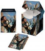 Ikoria Narset of the Ancient Way PRO 100+ Deck Box for Magic: The Gathering