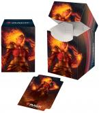 M21 Chandra, Heart of Fire PRO 100+ Deck Box for Magic: The Gathering