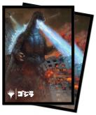 Godzilla, King of the Monsters Standard Deck Protector sleeves 100ct for Magic: The Gathering