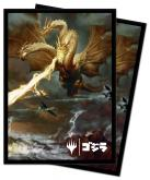 Ghidorah, King of the Cosmos Standard Deck Protector sleeves 100ct for Magic: The Gathering
