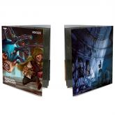 Rogue - Class Folio with Stickers for Dungeons & Dragons