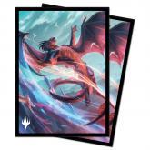 Galazeth Prismari Strixhaven 100ct Sleeves for Magic: The Gathering