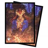 Modern Horizons 2 100ct Sleeves V2 featuring Grist, the Hunger Tide for Magic: The Gathering