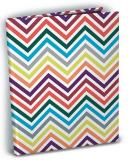 Chevron Rainbow 4x6 Mini Photo Album