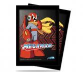 Megaman Deck Protector 50ct - Protoman